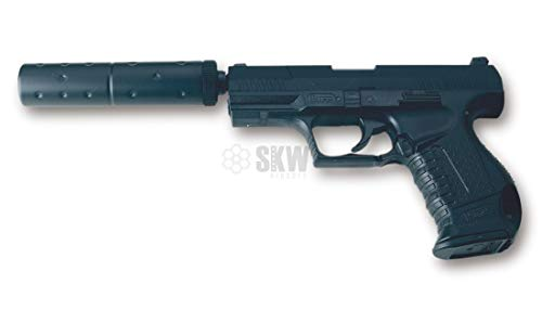 PISTOLA SOFTAIR HFC P99 BLACK CON MOLLA RINFORZATA (HA 120B)