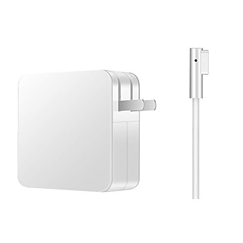 Universal Adapter, MacBook Pro Charger, 60W Magnetic L-Type Charger, Replacement Charger for Mac Book Pro 13-Inch(Before Mid 2012)