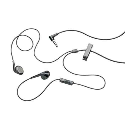 Blackberry 3.5mm Black Wired In Ear Headset ACC-24529-001