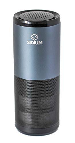 Air Desinfektor Sidium Mini Luftreiniger mit echtem HEPA 13 Filter + UV-C Sterilisation beseitigt...