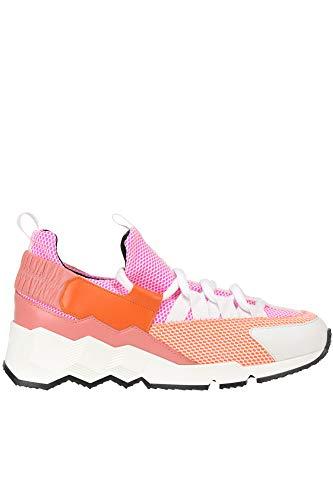PIERRE HARDY Comet Sneakers Woman Pink 37 IT