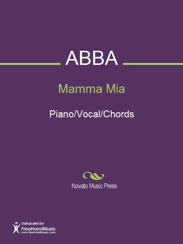 Mamma Mia (English Edition)