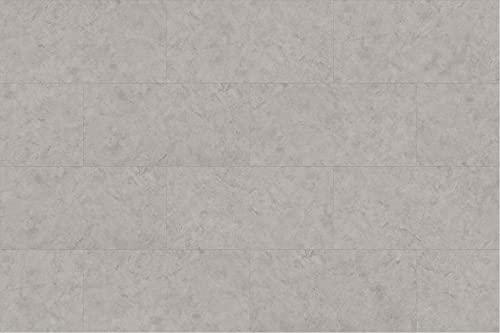 Kraus LVT Luxury Click Fit - Suelo de vinilo 100% impermeable, 2,23 m² paquete - QEPLVTT001