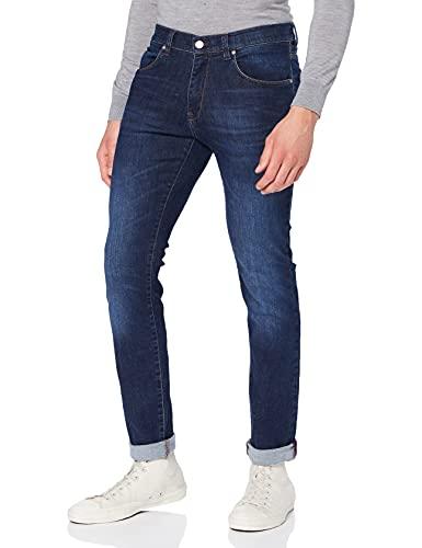 Roy Robson S51050851770900, Pantaloni Uomo, Blu (Medium Blue A420), W36/L34
