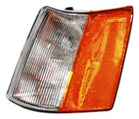 TYC 18-3118-01 Jeep Grand Cherokee Front Driver Side Replacement Parking/Side Marker Lamp Assembly