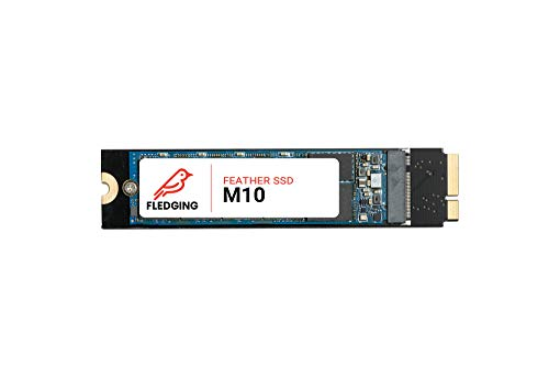 Feather M10 - SSD para Apple MacBook Air 2010 y 2011 (256 GB)