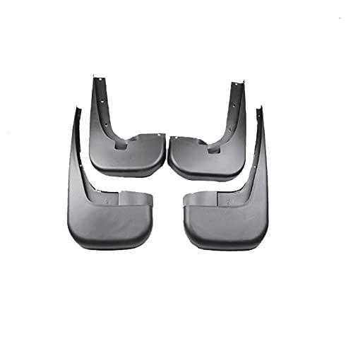 QCYSTBTG 4 Uds Guardabarros de Coche Guardabarros universales para Mercedes Benz Viano Vito 2006 2007 2008 2009 2010 2011