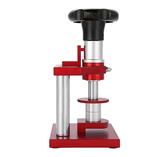 Prensa para relojes de rosca M6, fácil de romper, prensa de cristal,...