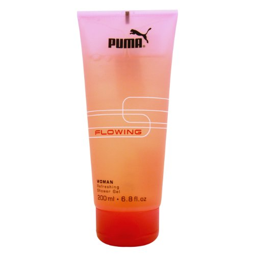 Puma Flowing Woman Shower Gel 200ml, 1er Pack (1 x 200 ml)