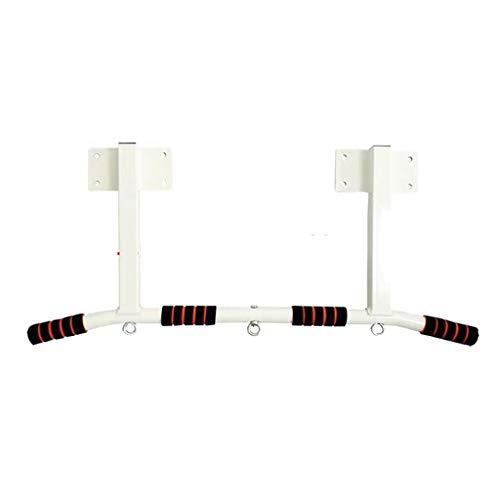 Pull Up Bars wandmontage optrekstang optrekstang met hanger voor bokszakken krachttouwen krachttraining voor thuis Gym 330 LB gewicht capaciteit