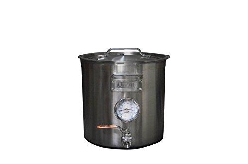 Anvil - ANVkl5p5gl Brew Kettle, 5.5 gal