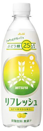 アサヒ飲料 「三ツ矢」リフレッシュ 500ml ×24本