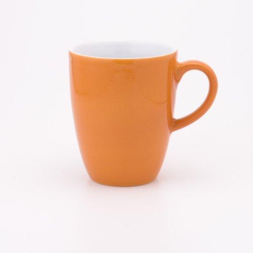 Kahla Pronto Colore orange Macchiatobecher 0,28 l
