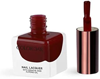 Colorbar Nail Lacquer With Keratin And Almond Oil 349 Ramona