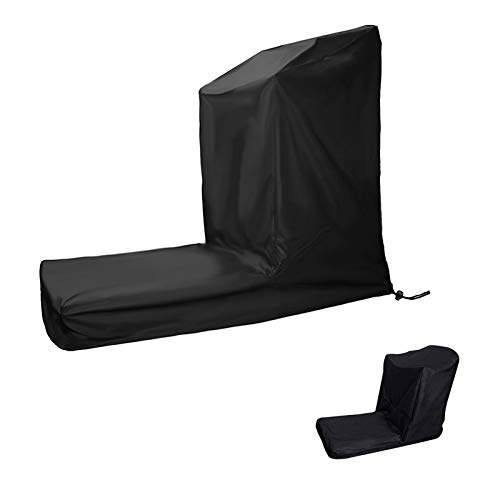Flymer Treadmill Cover Waterproof Cover for Home Non-Folding Running...