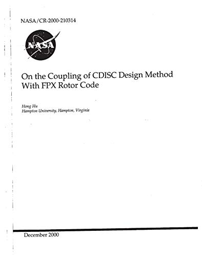 On the Coupling of CDISC Design Method with FPX Rotor Code (English Edition)