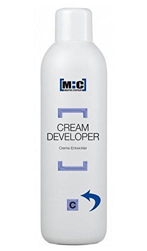 Meister Coiffeur Cream Developer C 6.0% 1 x 1000 ml H2O2 Cremeoxid von M:C