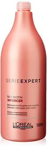 L'Oréal Professionnel Serie Expert Inforcer Shampoo, Aufbauend, stärkend und kräftigend, 1er Pack (1 x 1,5 l)