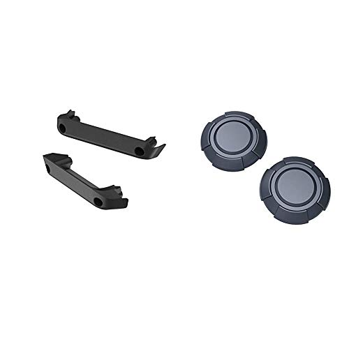EXEA Jimny専用 ドアグリップポケットベース EE-215 & Jimny専用 キーホールカバータフネス EE-217【セット買い】