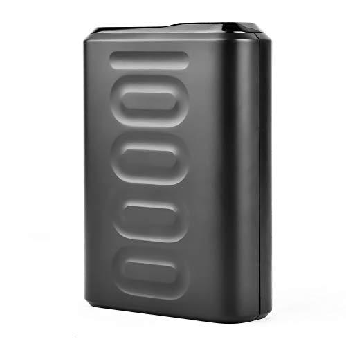 Ambrane PP-107 10000mAH Lithium Polymer Power Bank (Black)