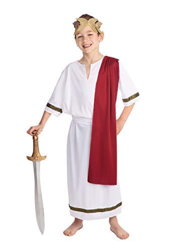 Déguisement Enfant Garçon Costume empereur romain 10 - 13 ans