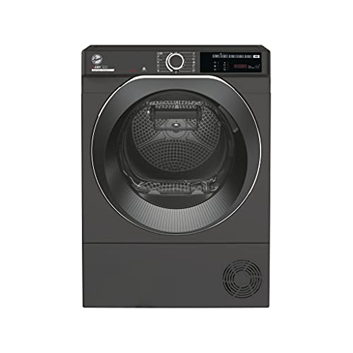 Hoover H-Dry 500 10KG Heat Pump A++ Freestanding Tumble Dryer (Graphite)