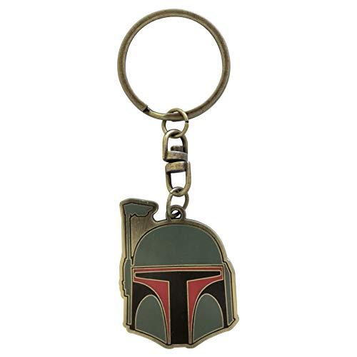 Star Wars - Boba Fett Metal Keychain (Abykey083)