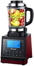 OOFAT Puissance Blender Métal/Verre, Free Hachoir, Blender Commercial pour Les Fruits Et La Viande De Table De Légumes, De...