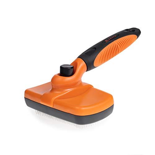 AEXYA Premium Self Cleaning Slicker Brush
