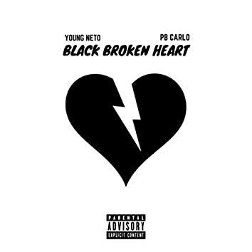 Black Broken Heart