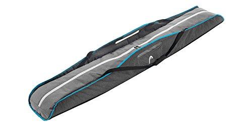 Head 383157 1700mm Gris Bolsa de esquí Bolsa y Funda de esquí - Bolsas y Fundas de esquí (Gris, Solo, Bolsa de esquí, 170 cm, Cremallera)