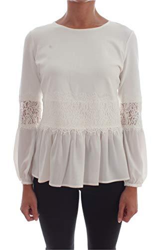 Twinset Blusa Elegante da Donna Neve, TT2213