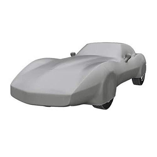 LLXJ Cubierta de Coche CoverMaster Gold Shield para Chevrolet Corvette 5 Capas Impermeable-C5: 1997-2004
