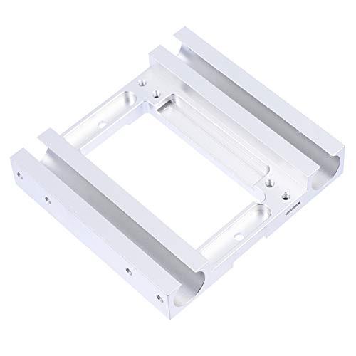 iplusmile 3D Printer Part Accessories Aluminum X- axis Slider Double Nozzle