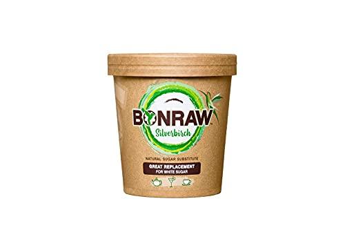 BONRAW Silverberk natuurlijke suiker, een geweldige natuurlijke vervanging voor witte suiker voor gebruik in dranken…