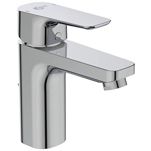 Ideal Standard Ceraplan III Wasserhahn Slim Grande mit Ablaufgarnitur Waschtischarmatur Mischer BC560AA