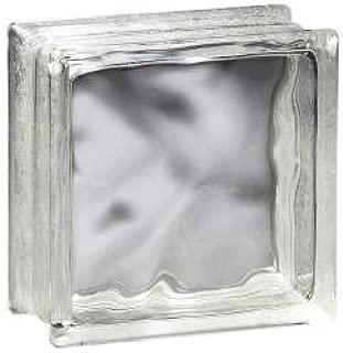 decora glass block 8x8x4