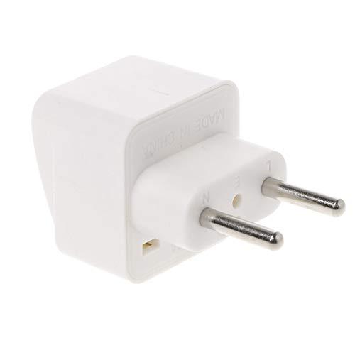 YUYUE21 Universal US AU UK nach EU (Embedded) Wechselstrom Steckdose Stecker Reise Ladegerät Adapter Konverter