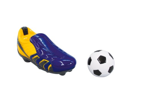 Jamara 402641 - Kick it 2 CH Football-SET 40 MHz blauw