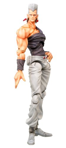 Super Figure Action [JoJo`s Bizarre Adventure] Part 3 Jean Pierre Polnareff (japan import)
