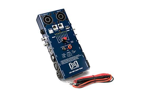 Hosa CBT-500 - Tester para cables de sonido