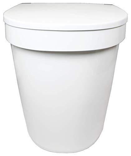 Separett Tiny Waterless Urine Diverting Toilet with Urine Tube - NEW FOR 2021!