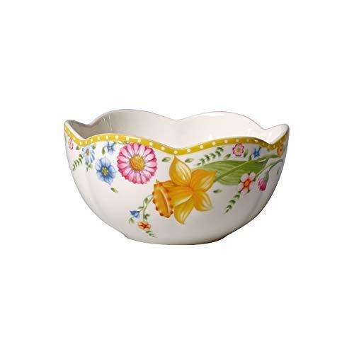 Villeroy & Boch Spring Awakening Petit bol, Porcelaine, Jaune/Vert/Rouge