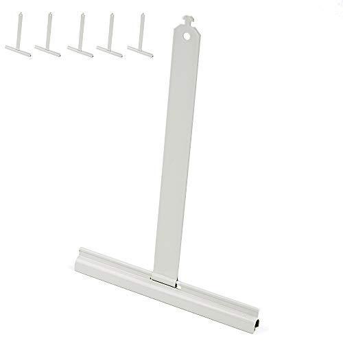 5 x Aufhängefeder Abdruckdämmfeder Befestigungsfeder Stahlfeder MAXI für Rolladen Rollladen [5x3200]