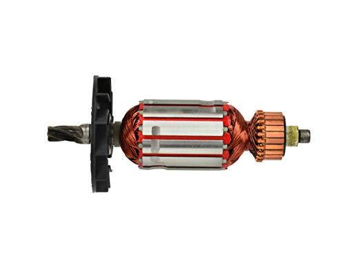 Rotor de Motor de Repuesto para Taladro Percutor - Eje de Transmisión de 5 dientes