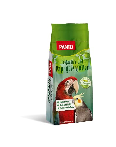 Panto -   Papageienfutter mit