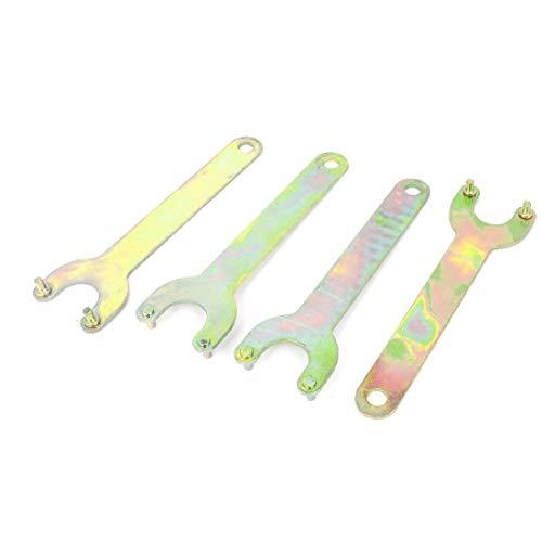 X-DREE 4 Stücke 3mm Pin Dia 26mm Abstand Repair Tool Metall Winkelschleifer Maulschlüssel (8af09e133c62d6a73a81c46766147c2a)