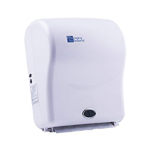 Handtuchrollenspender mit Sensor (für unperforiertes Papier) (Transparent)