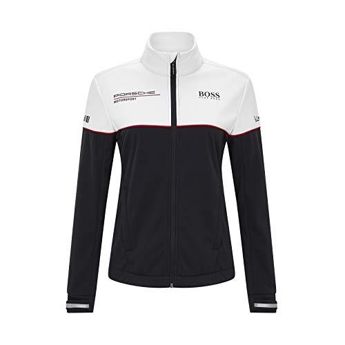 Porsche Motorsport Women's Team Softshell Jacket w/Motorsport Kit (L)