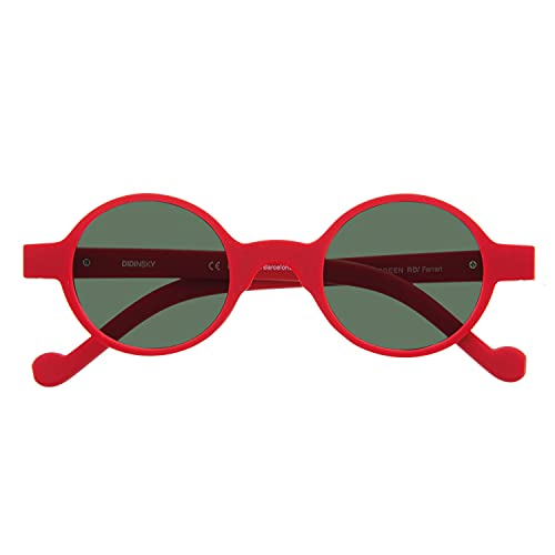 DIDINSKY Gafas de Sol Polarizadas para Hombre y Mujer. Tacto Goma, Lentes Antireflejantes con Protección UV y Visión Ultra Nítida. 8 Colores - HAKONESUN